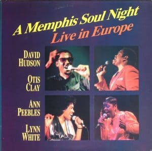 a memphis soul night